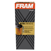 Best Synthetic Oil Filters - FRAM Ultra Synthetic Filter XG9972, 20K mile Change Review