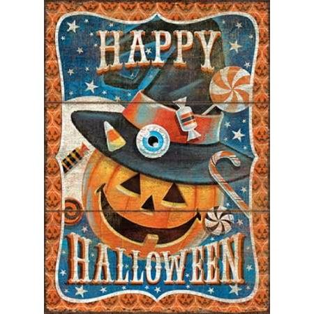 Happy Halloween Poster Print by PS Art Studios](Happy Halloween Makeup Studio)