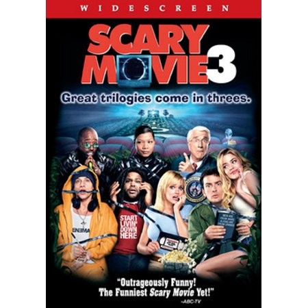 Scary Movie 3 (DVD) - Best Scary Halloween Movies 2017