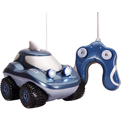 Kid Galaxy Morphibians Shark Radio-Control Vehicle, 49 mhz by Kid Galaxy