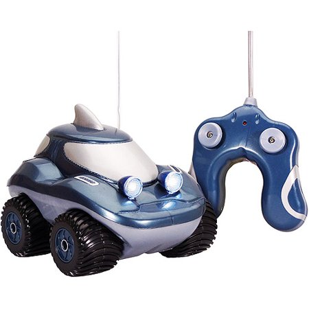 Kid Galaxy Morphibians Shark Radio-Control Vehicle, 49 mhz
