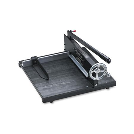 - Premier Martin Yale 7000E Commercial Stack Paper Cutter, 350 Sheet Capacity