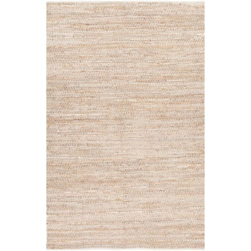 Chandra Rugs TEN376-576 Tenola 5' x 8' Rectangle Natural Fibers Hand Woven Conte