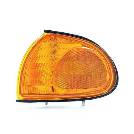 - 1998-1998 Ford Windstar  Driver Side Left Amber Lens Side Marker Lamp Assembly F78Z15A201AB