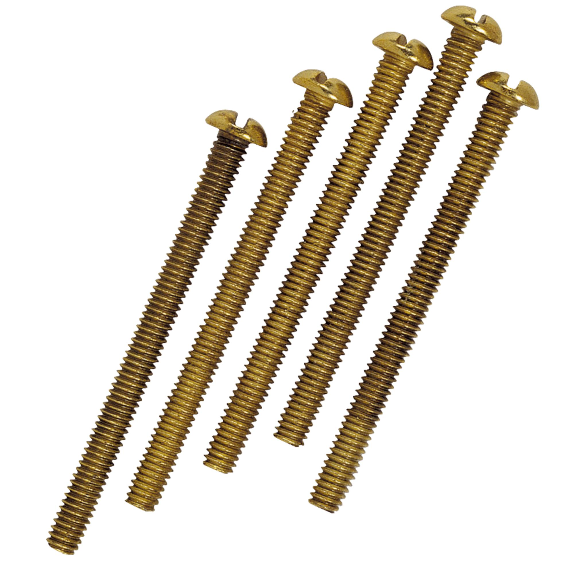 "Westinghouse 2"" Long Round Head Fixture Screws"