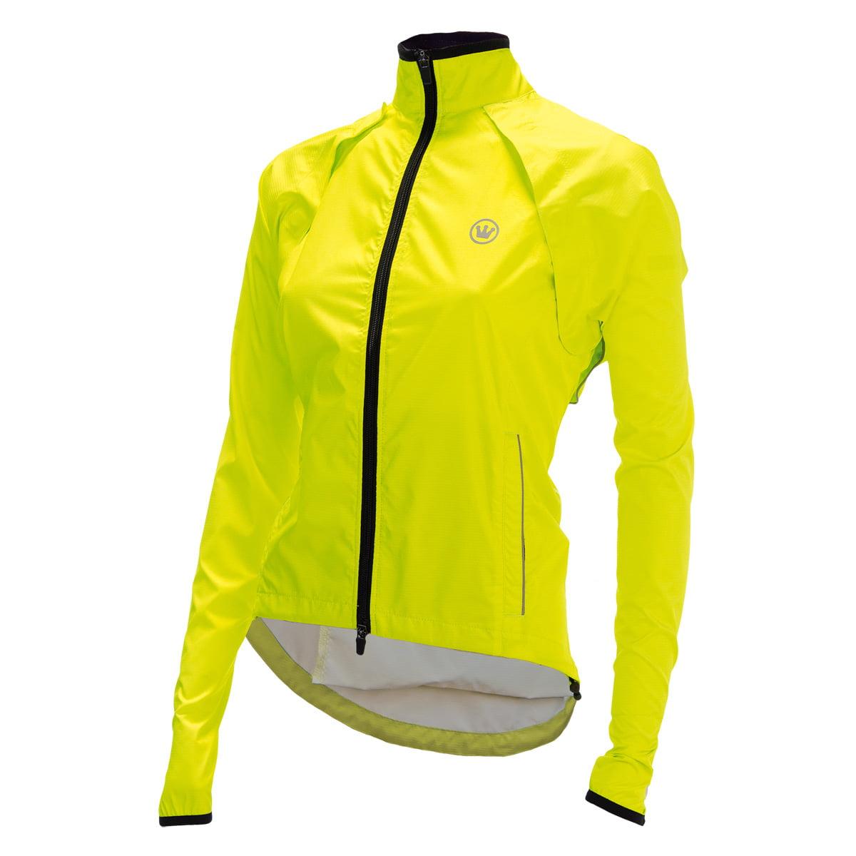 Canari Cyclewear Womens Optima Convertable Cycling Jacket/Vest - 2734
