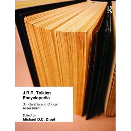 J  R  R  Tolkien Encyclopedia