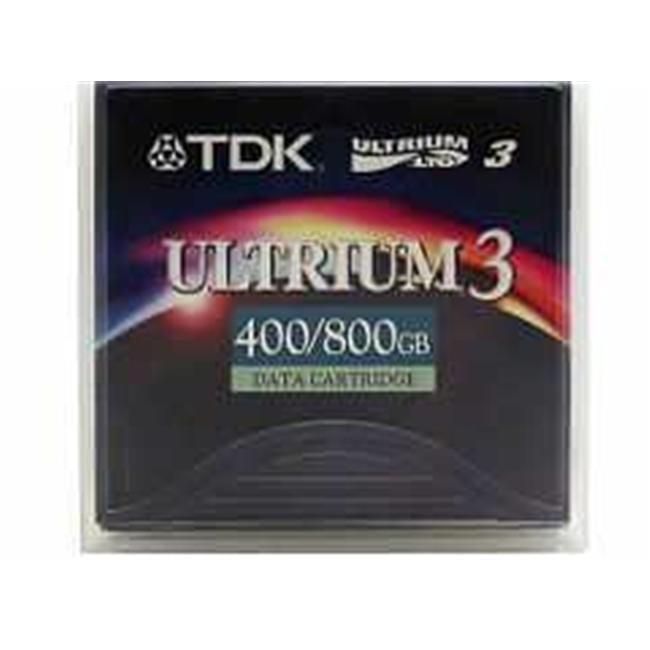 TDK ELECTRONICS CORPORATION 27791 LTO Ultrium 3 400GB/800GB - D2406-LTO3