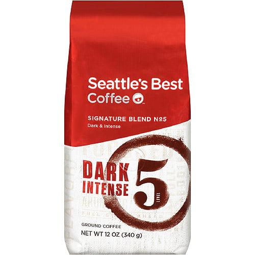 Seattle's Best French Roast Ground Coffee 12 oz