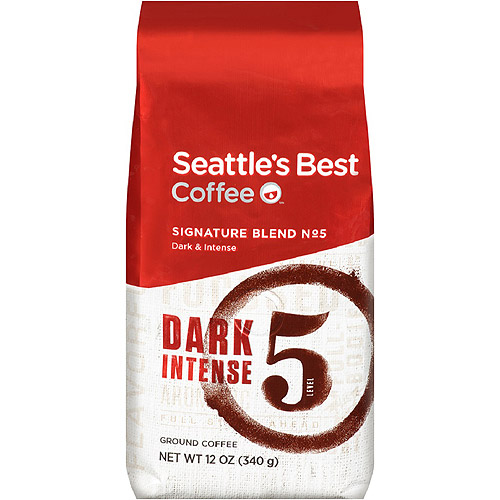 Seattle's Best French Roast Ground Coffee 12 oz