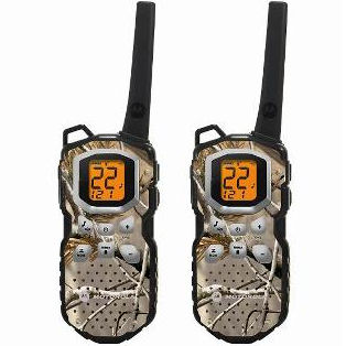 Motorola Talkabout Two Way Radios with 22 Channels and up...