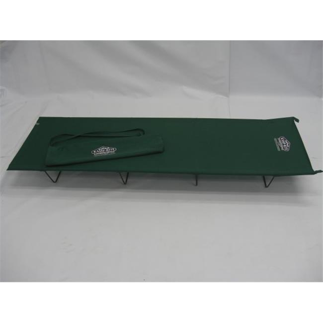 Green Economy Cot with Carry Bag - image 1 de 1