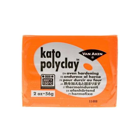 Kato Polyclay orange, 2 oz. (pack of - Oxo 2 Oz Good Grips