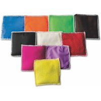 """Textured Beanbags 5"""", Set of 10"""