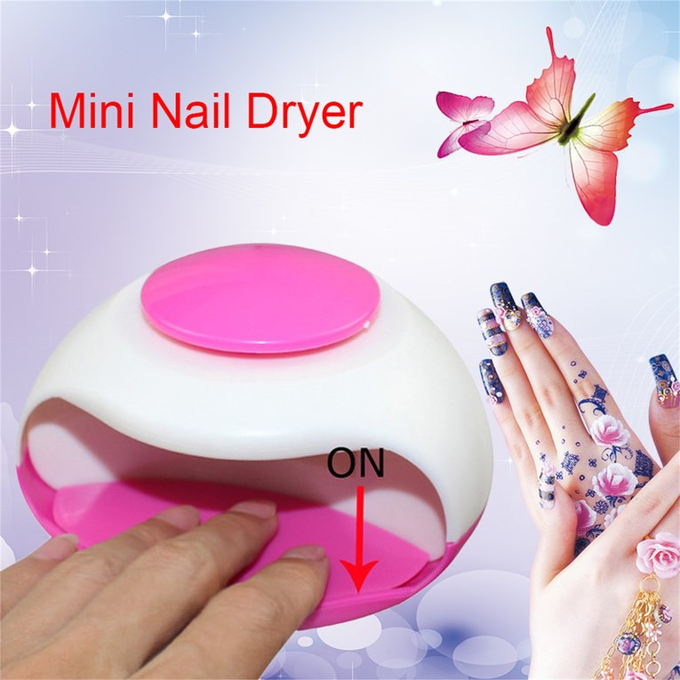 Manicure Tools Nail Dryer Nail polish Mini Nail Dryer Nails Gel Device