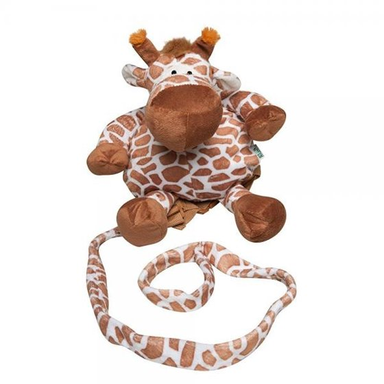 21ee48ebaecf Animal Planet Baby Backpack with Safety Harness, Giraffe