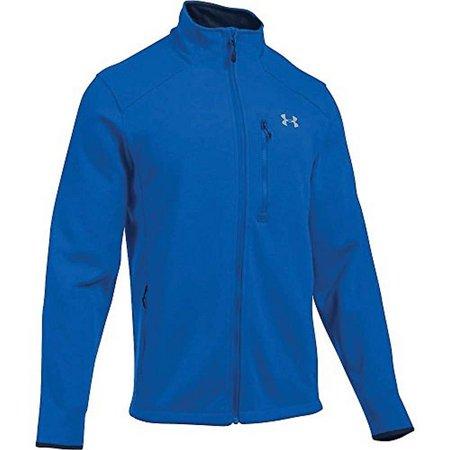 Under Armour Mens Ua Granite Jacket  Ultra Blue Overcast Gray  Md