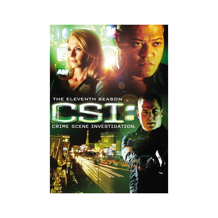 CSI: Crime Scene Investigation - Eleventh Season (Best Tv Crime Dramas)