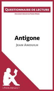 Antigona De Anouilh Ebook