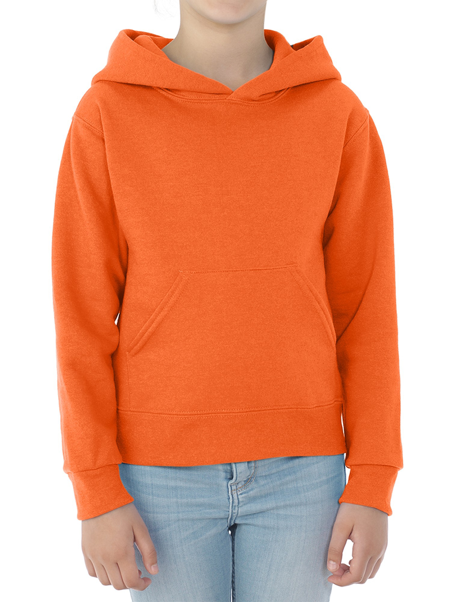 Boys' Pill-Resistant Performance Fleece Pullover Hoodie