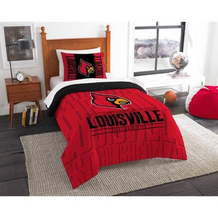 Louisville Cardinals Bedding Set (NCAA Louisville Cardinals