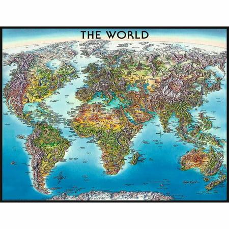 World map puzzle 2000 pieces walmart world map puzzle 2000 pieces gumiabroncs Images