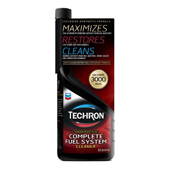 Techron Concentrate Plus Complete Fuel System Cleaner 20 oz