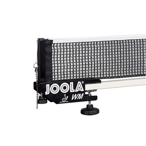 JOOLA WM Table Tennis Net and Post Set