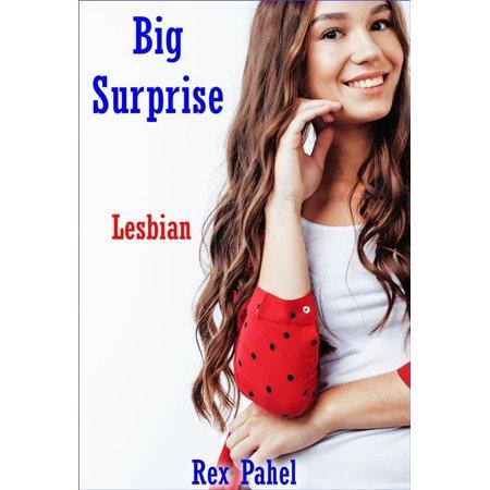 Lesbian: Big Surprise - eBook