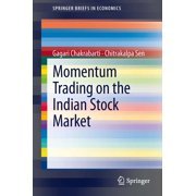 Momentum Trading on the Indian Stock Market - eBook