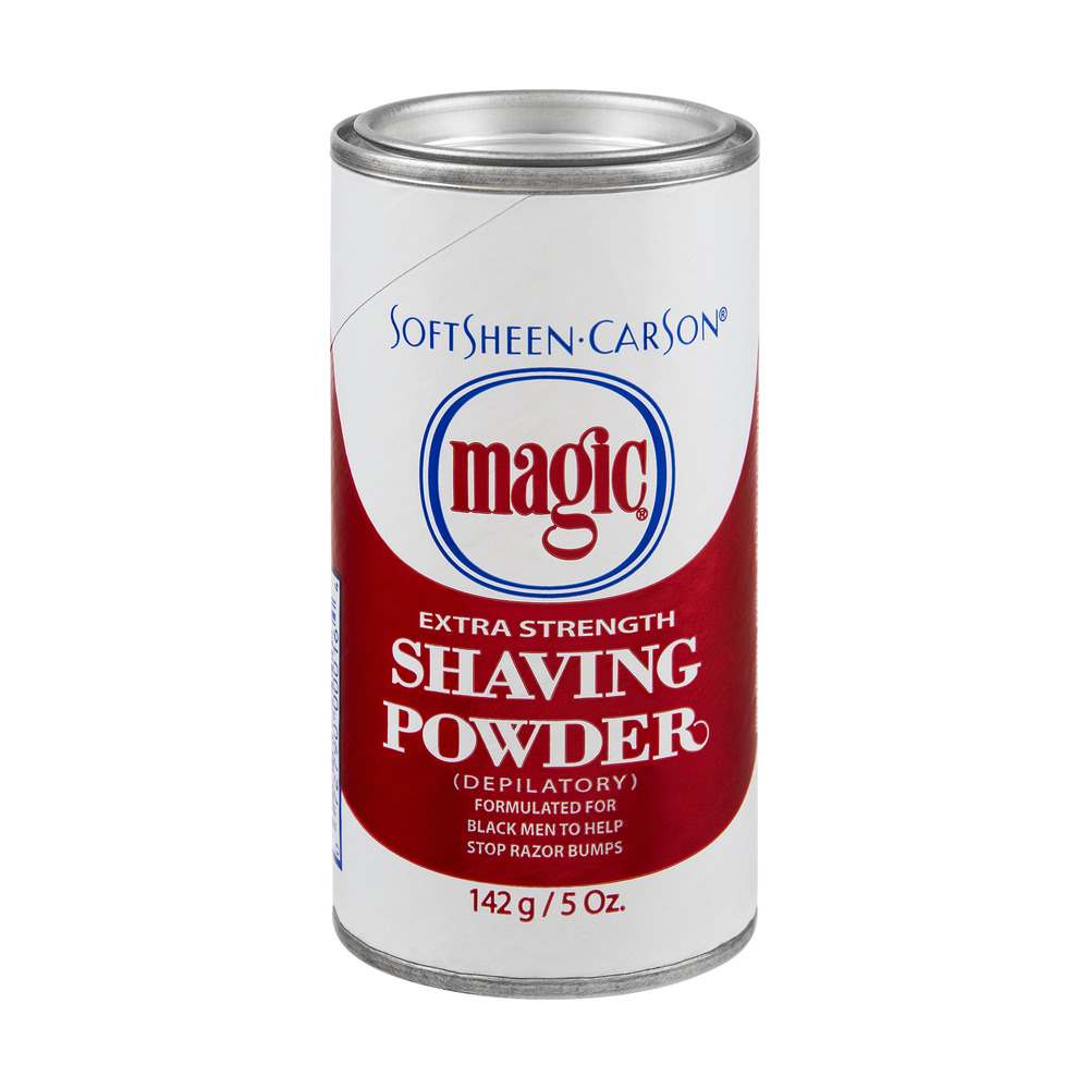 SoftSheen Carson Magic Extra Strength Shaving Powder, 5.0 OZ