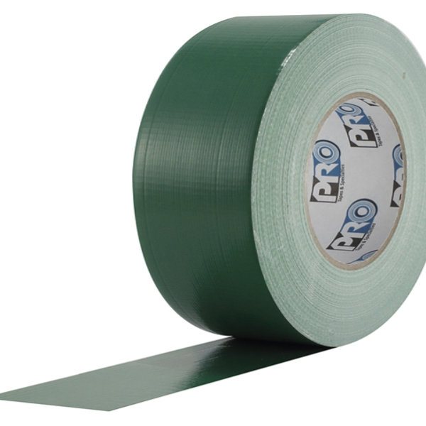 Pro Duct 120 Premium 3 inch x 60 yards (10 mil) Floral Green Duct Tape