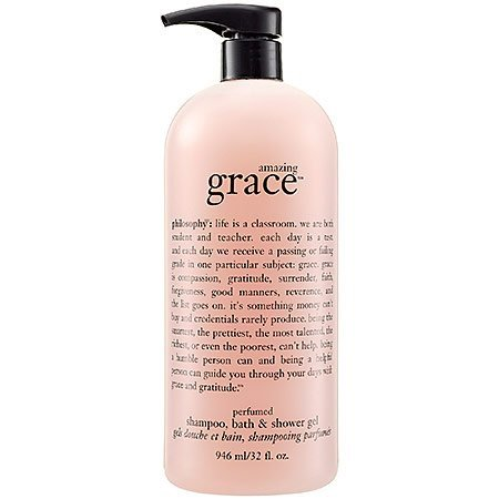 Philosophy Amazing Grace Shower Gel, Shampoo & Bubble Bath, 32