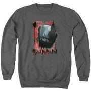 Dark Knight Rises Fear Me Mens Crewneck Sweatshirt