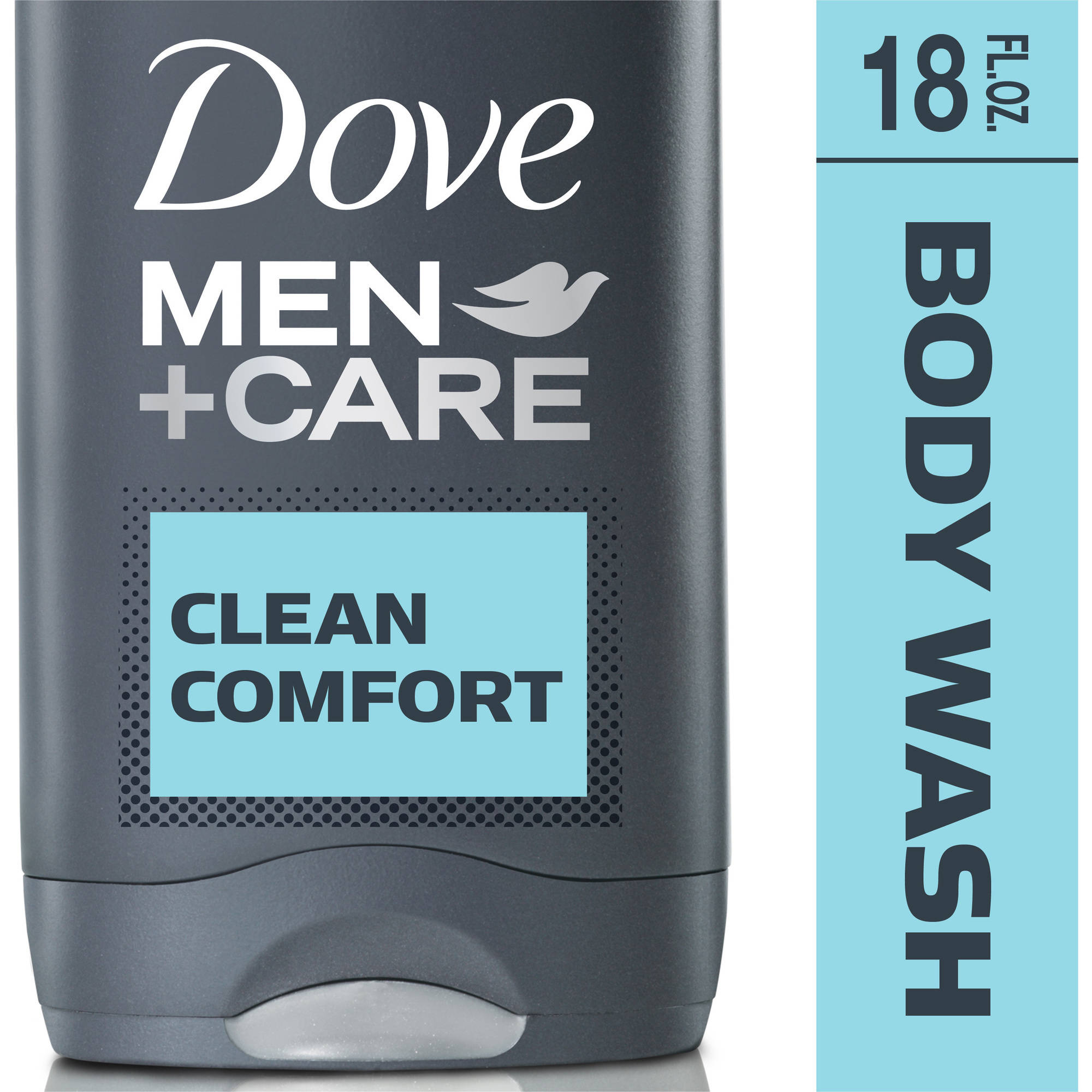 Dove Men+Care Body and Face Wash Clean Comfort 18 oz - Walmart.com