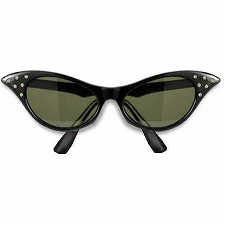 1950s Sunglasses Adult Halloween Costume - Halloween Costumes 1950s
