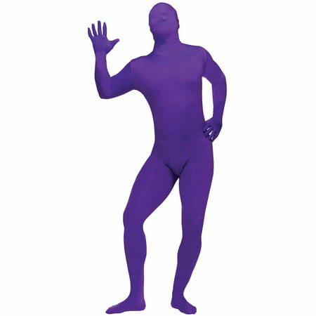 Skin Suit For Kids (Purple Skin Suit Child Halloween)