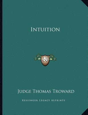 Intuition - ISBN:9781163061848