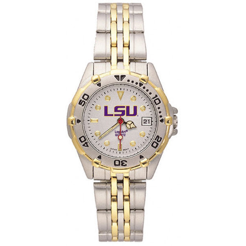 NCAA - LSU Tigers All Star Women's Bracelet Watch