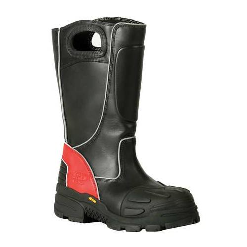Fire-Dex Size 9 9 Size Composite Toe Insulated Firefighter Boots, Men's, Black, M, FDXL100-9 2a8bdb