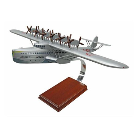 Daron Worldwide Dornier DO-X Seaplane Airliner Model Airplane Daron Worldwide Daron Worldwide Trading, Inc. is the largest source of aviation toys, models, and collectibles. The company is a merging of Daron Worldwide Trading and Toys and Models Corporation. They merged in 2015 and are based in Fairfield, New Jersey. Daron Worldwide serves the aviation industry and independent toy and hobby retailers. Licensed products include all major North American Airlines, NYPD, FDNY, UPS, Carnival Cruiselines, Royal Caribbean, and more.