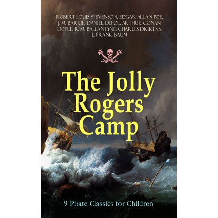 The Jolly Rogers Camp – 9 Pirate Classics for Children - - Usn Vf 84 Jolly Rogers