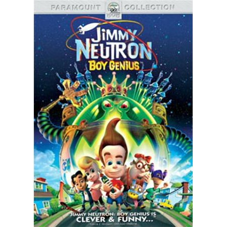 Jimmy Neutron: Boy Genius - Jimmy Neutron Party