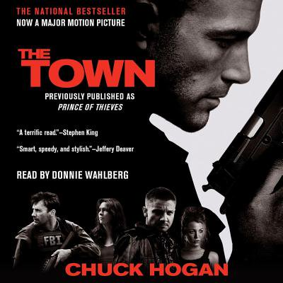 The Town - Audiobook (This Town Audiobook)