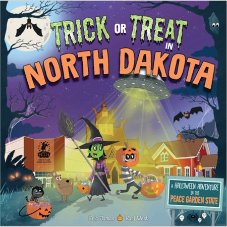 Key West Halloween Celebration (Trick or Treat in North Dakota : A Halloween Adventure in the Peace Garden)