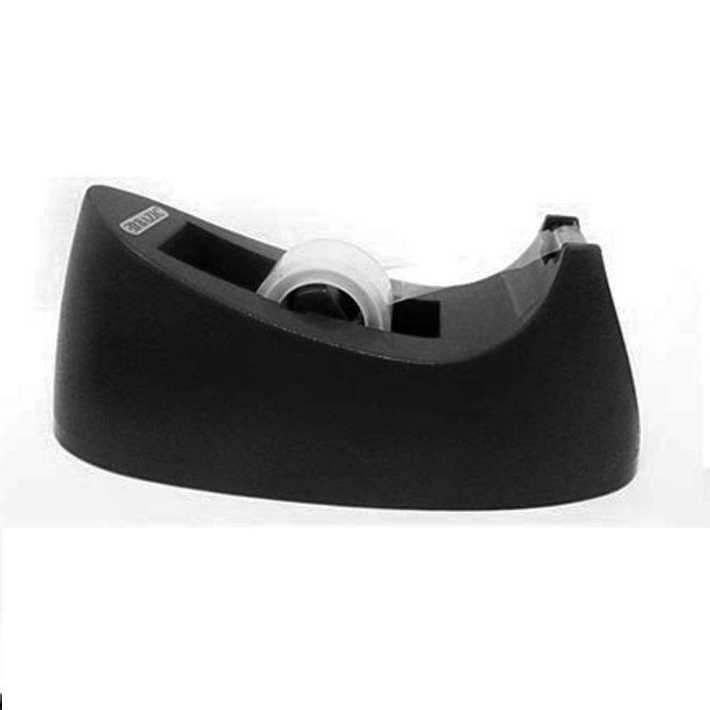 """Desktop Tape Dispenser BAZIC Standard Size 1"""" Core Rolls Desk Office Home Heavy by Bazic"""