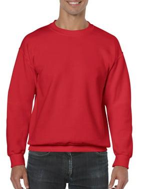 Gildan Heavy Blend Big Men's Preshrunk Crewneck Sweatshirt