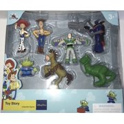 disney parks pixar toy story playset cake topper new with box