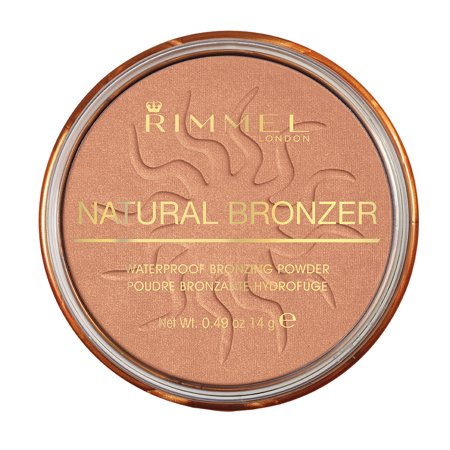 Rimmel Natural Bronzer, Sunshine (Jan Tan Body Bronzer)