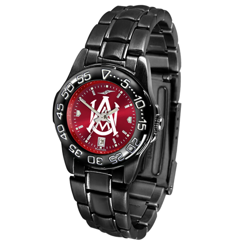 "Alabama A&M Bulldogs NCAA AnoChrome ""Fantom"" Women's Sport Watch"